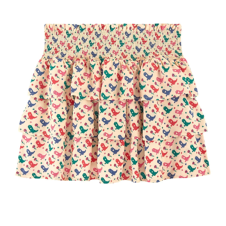 SONIA RYKIEL Imperia Flounced skirt