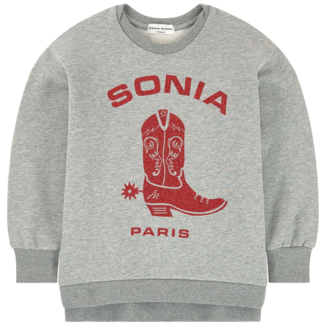 SONIA RYKIEL Iboot Logo sweatshirt