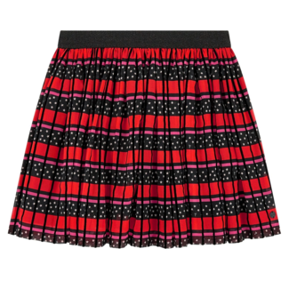 SONIA RYKIEL Idaline Printed voile skirt