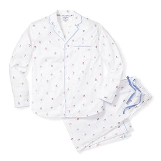 Petite Plume Men's Bateau Pajama Set