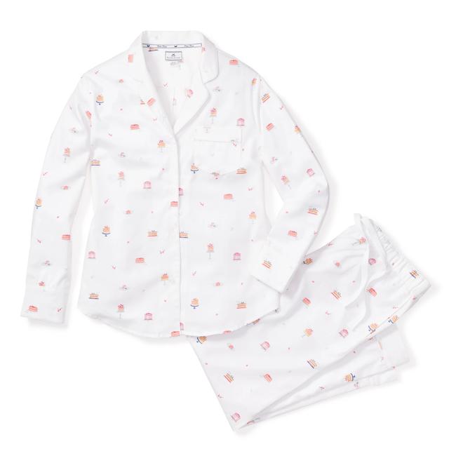 Petite Plume Women's Desserts Pajama Set