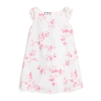 Petite Plume English Rose Floral Amelie Nightgown