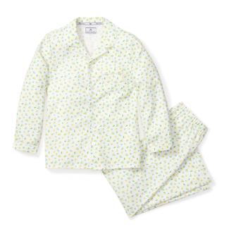 Petite Plume Citron Pajama Set
