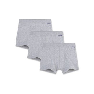 SANETTA Boys shorts (pack of three) hellgrau melange