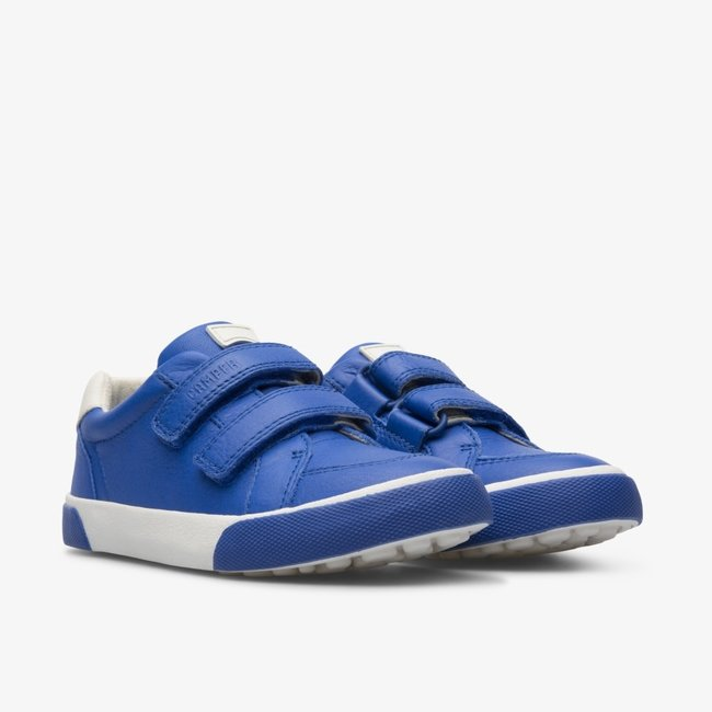 CAMPER Pursuit blue sneaker for kids