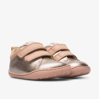 CAMPER Pink PEU sneakers for girls
