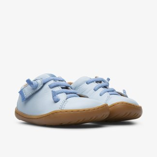CAMPER Blue PEU shoes for kids