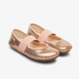 CAMPER Right pink ballerina shoe for girls