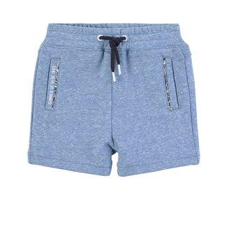 IKKS Baby boys' Blue Sweat Shorts