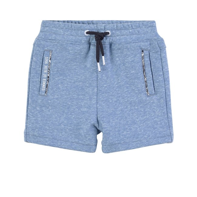 IKKS Baby boys' Blue Sweat Shorts