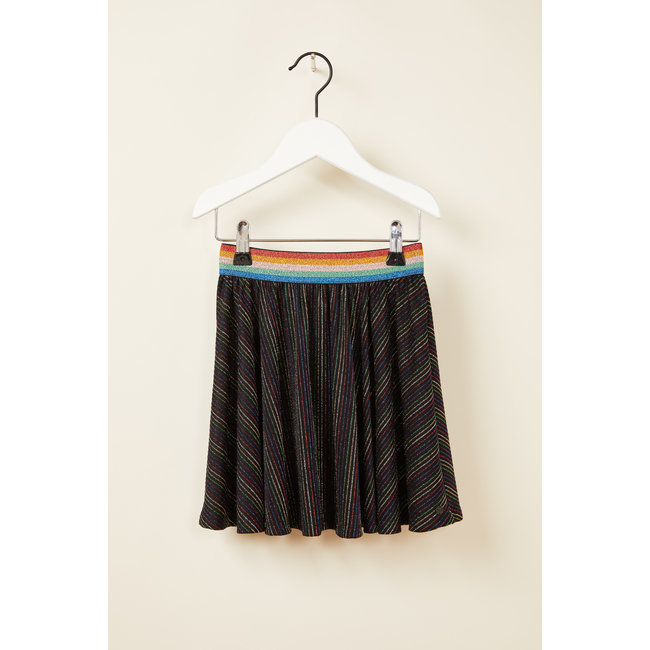 SONIA RYKIEL FLAG SKIRT