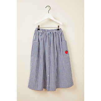 SONIA RYKIEL FOX SKIRT