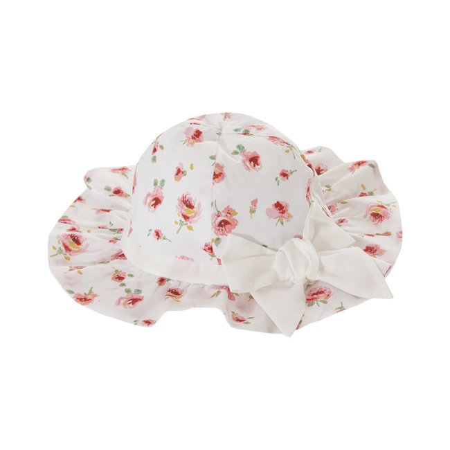 PATACHOU BABY GIRL HAT FLOWER