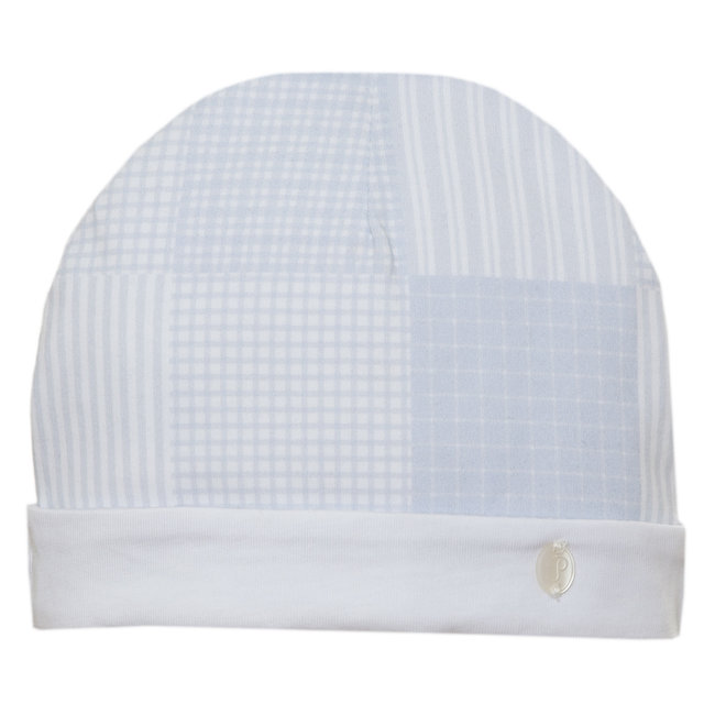 PATACHOU VICHY AND PATCH VOILE HAT