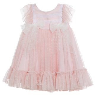 PATACHOU PINK TULE DRESS