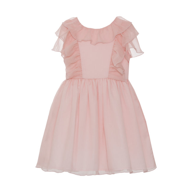 PATACHOU PINK BAMBULA DRESS