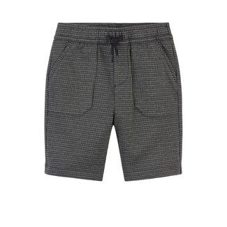 IKKS Boys' dark grey shorts in black