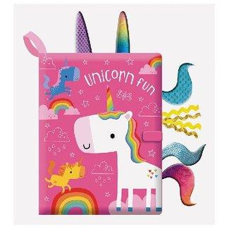 Unicorn Fun - Cloth Book