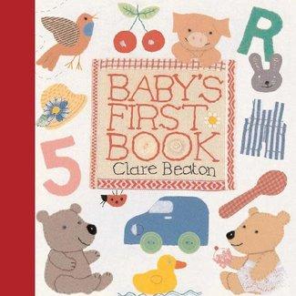 Babys First Book - HC
