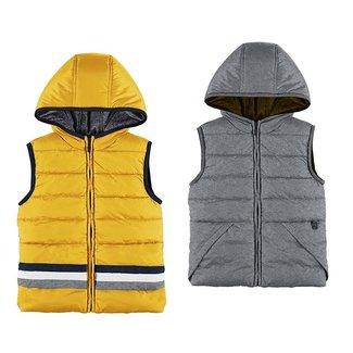 MAYORAL Boy's Reversible Vest