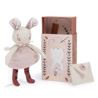 MOULIN ROTY Apres la Pluie - Mouse Tooth Box