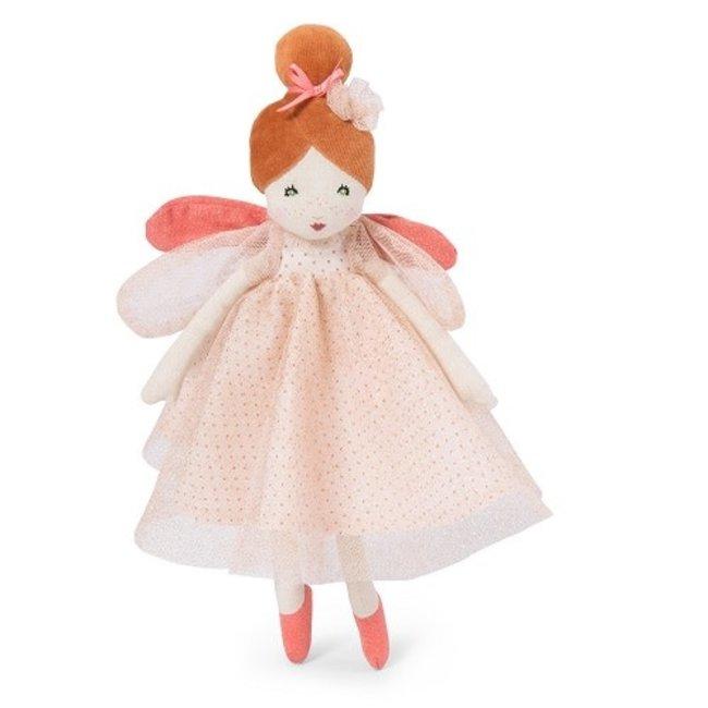 MOULIN ROTY Il Etait une Fois - Little Pink Fairy Doll