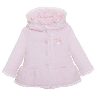 PATACHOU Newborn Pink Pink Coat