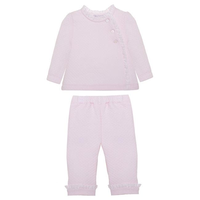 PATACHOU Newborn Pink Pink Set
