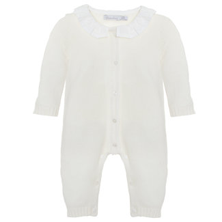 PATACHOU Newborn Knit Off White Minigrow
