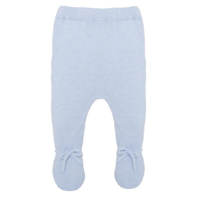 PATACHOU Newborn Knit Blue Pants