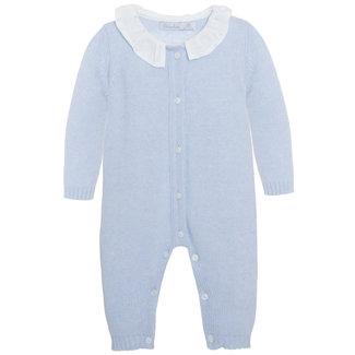PATACHOU Newborn Knit Blue Minigrow
