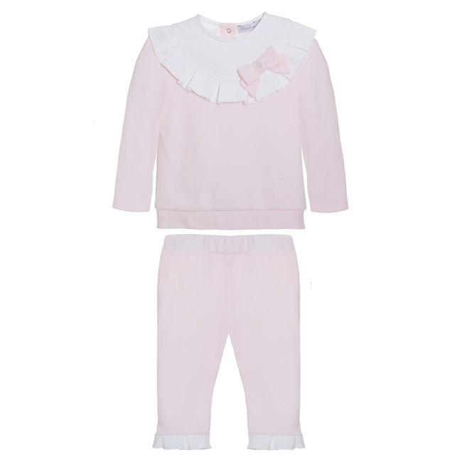 PATACHOU Mini Girl Pale Pink Pale Pink Set