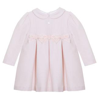 PATACHOU Mini Girl Pale Pink Melange Pink Dress