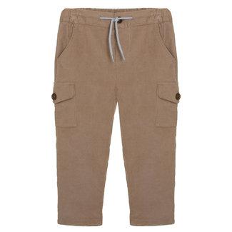 PATACHOU Mini Boy Grey Beige Pants