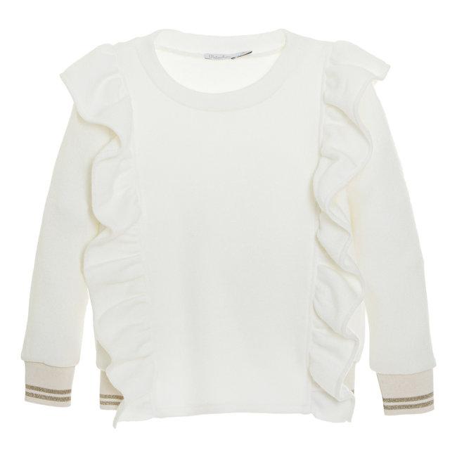 PATACHOU Girl Ivory Off White Sweater
