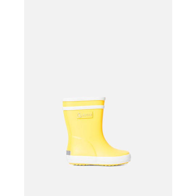 AIGLE Baby Flac Boot Yellow