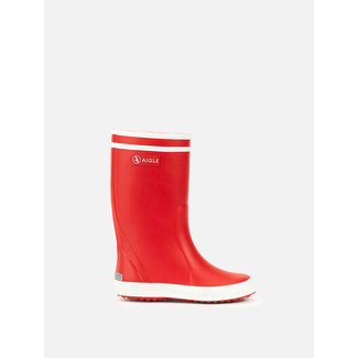 AIGLE Lolly Pop Boot Red