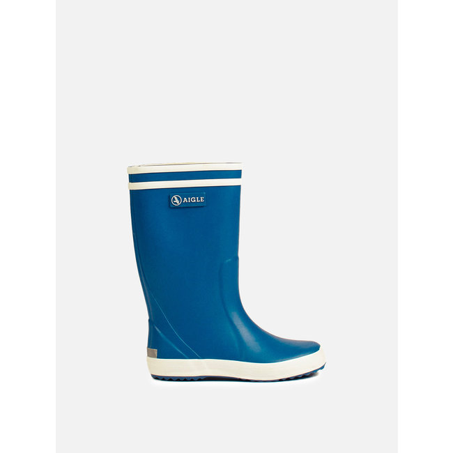 AIGLE Lolly Pop Boot Blue