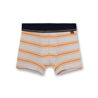 SANETTA Boys shorts yellow-ringed Dino