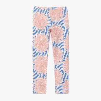 CATIMINI Girl dahlia printed leggings