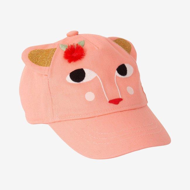 CATIMINI Baby girl panther cap