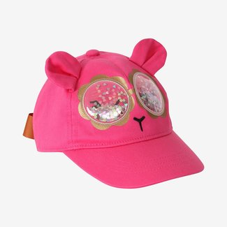 CATIMINI Baby girl glasses cap