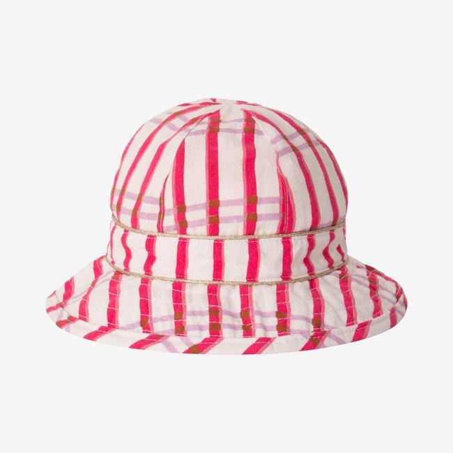 CATIMINI Baby girl checked hat
