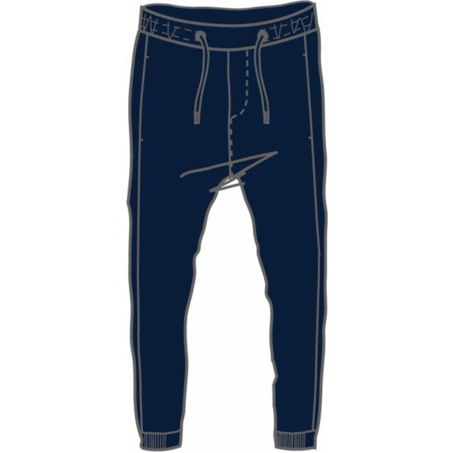 IKKS Boys' dark blue pants
