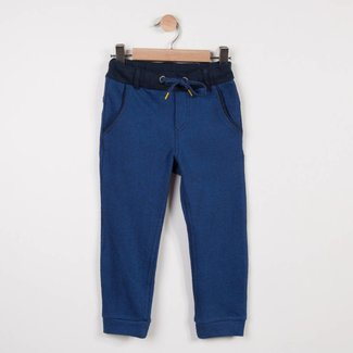 JACQUARD FLEECE PANTS