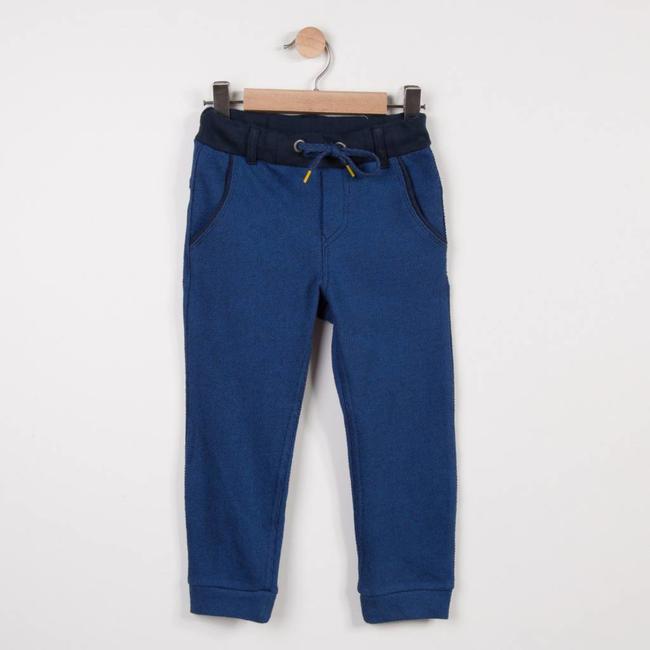 JACQUARD FLEECE PANTS