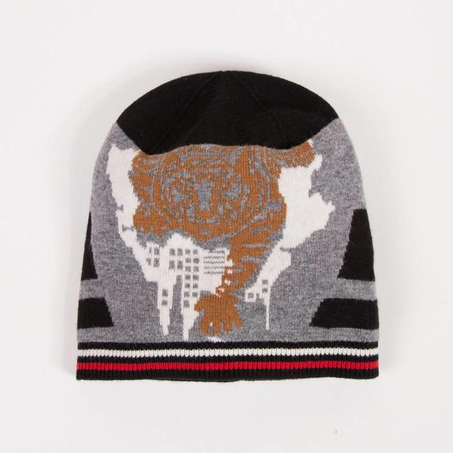 CATIMINI JACQUARD KNIT HAT