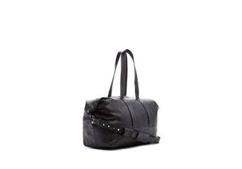 Junk de Luxe Leather Weekender Bag
