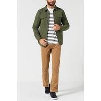 Padded shacket Style: 60-35404