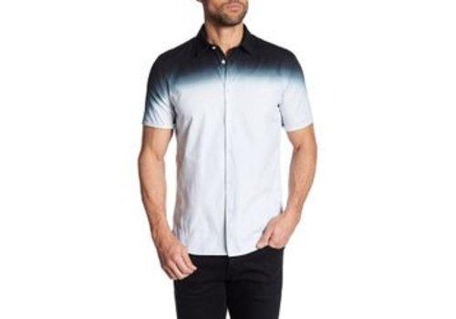 Junk de Luxe Dip dye effect S/S shirt Style: 60-20211